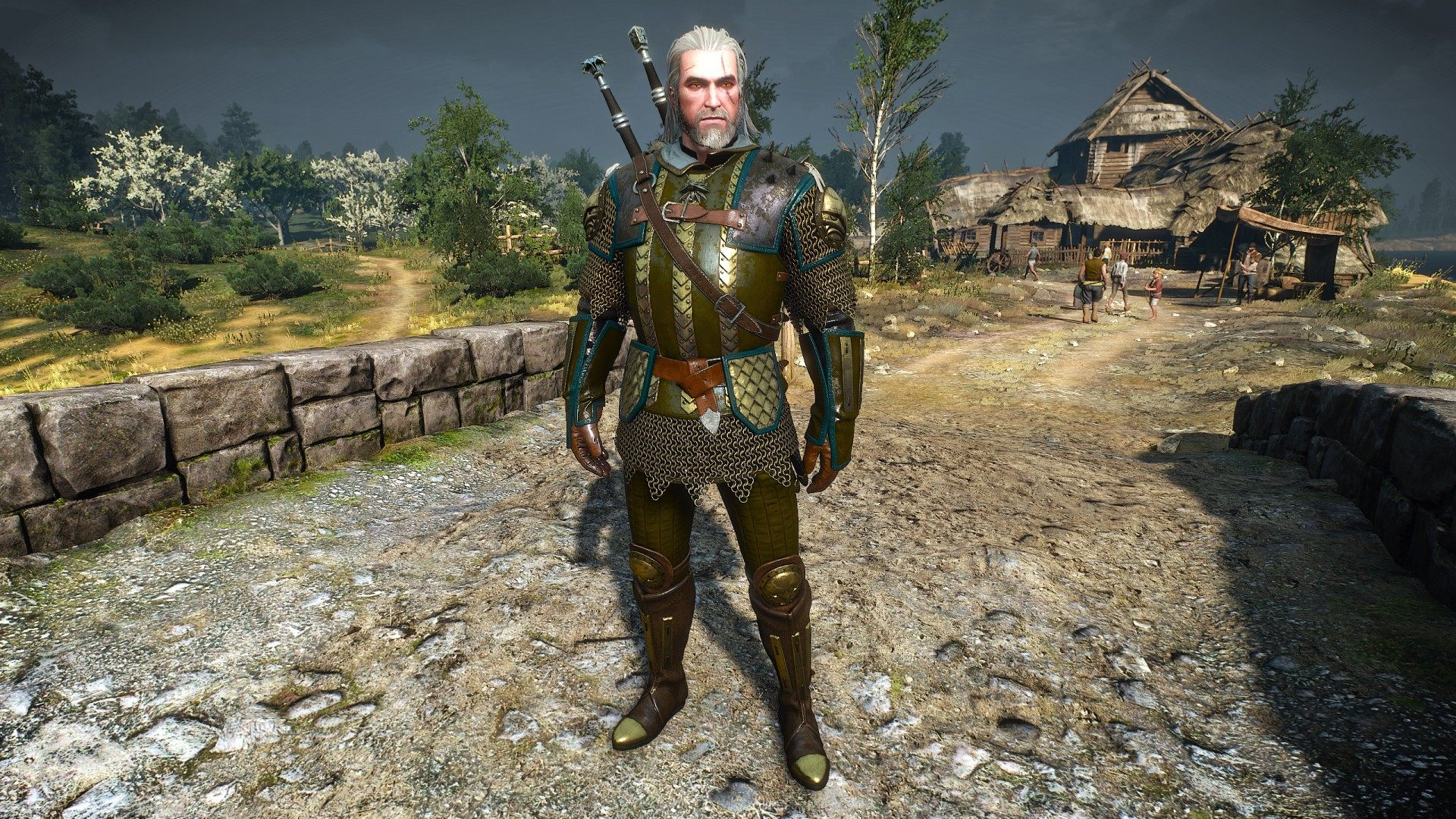 Scavenger Hunt Griffin School Gear Upgrade Diagrams Part 4 Witcher 3 Wild Hunt Quest