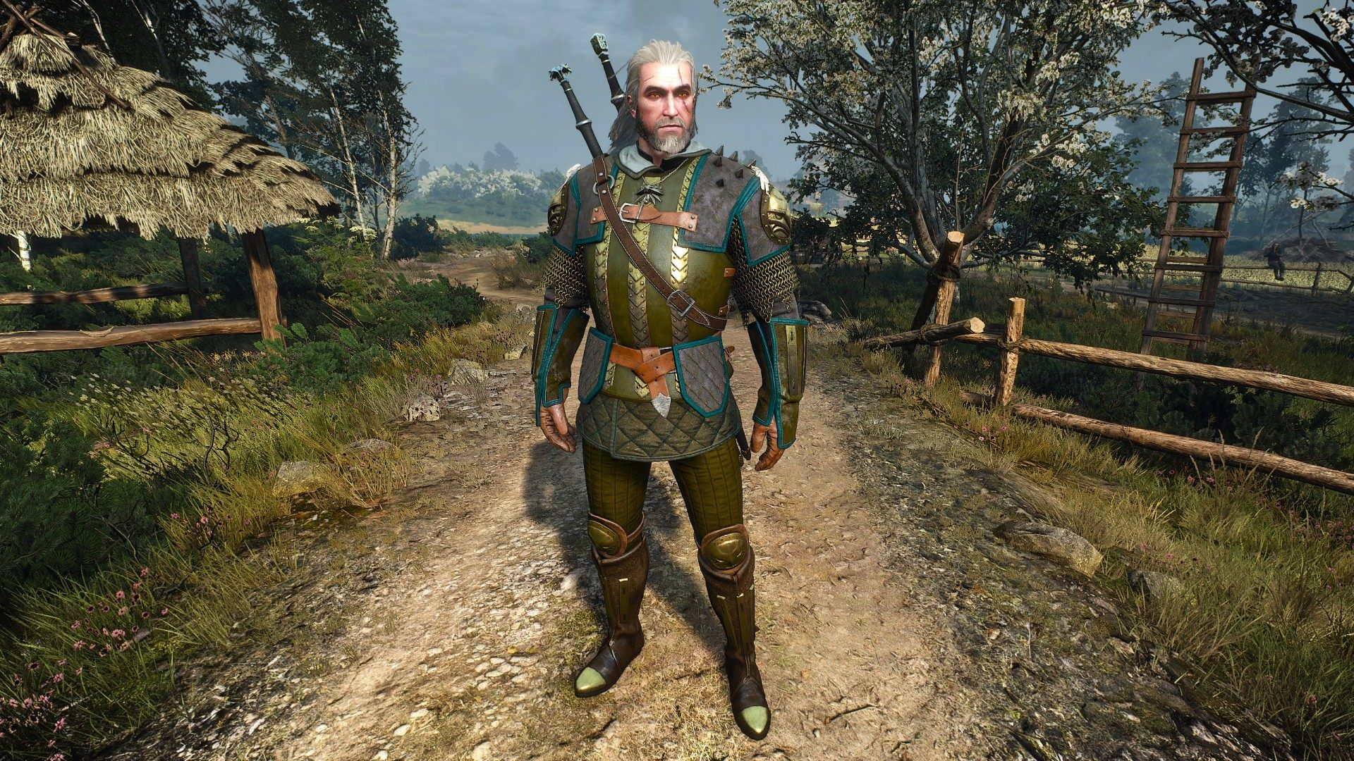 Scavenger Hunt Griffin School Gear Upgrade Diagrams Part 3 Witcher 3 Wild Hunt Quest