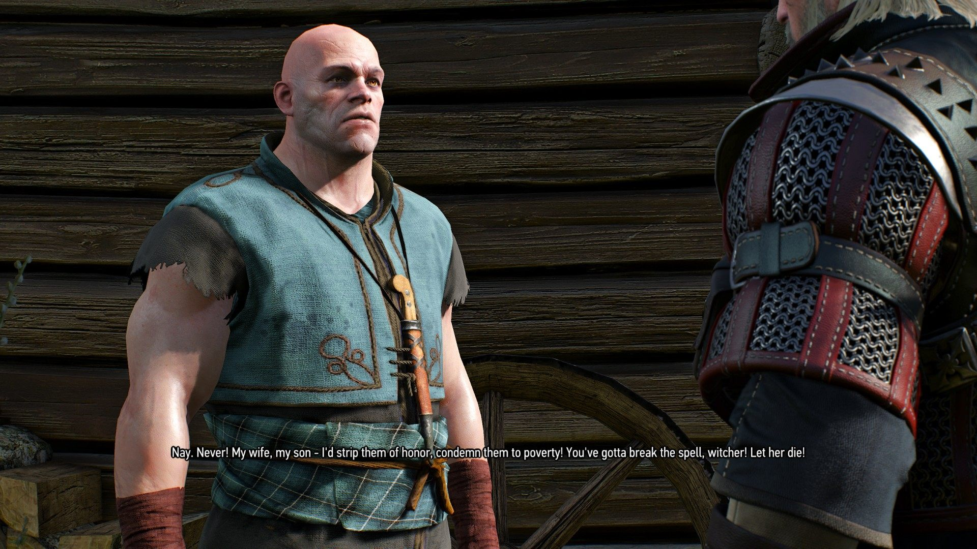 The Nithing Witcher 3 Wild Hunt Quest