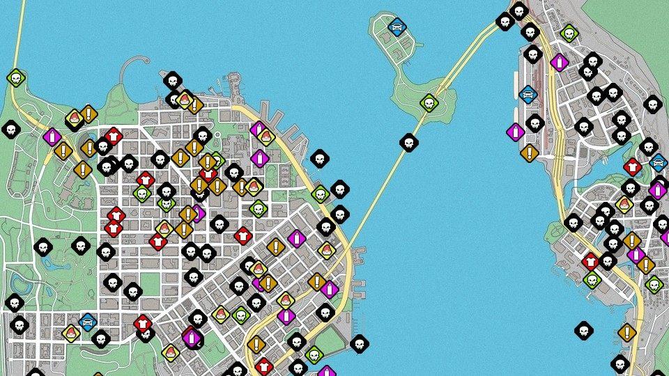 watch dogs 2 key data lombard street