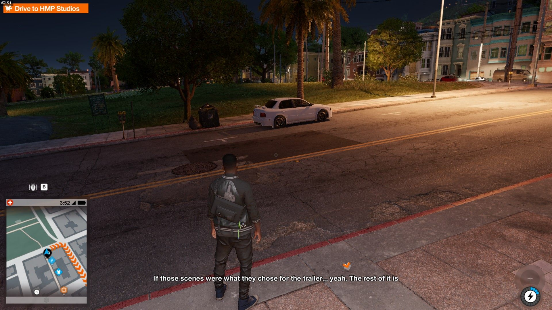 CyberDriver, Watch Dogs 2 Operation
