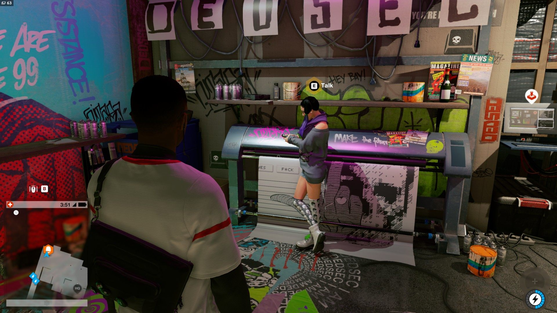 Sitara Is Hit From Watch Dogs