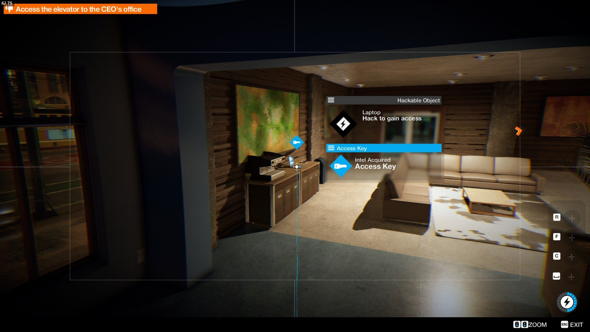 Watch Dogs  Wrench Looking Glass