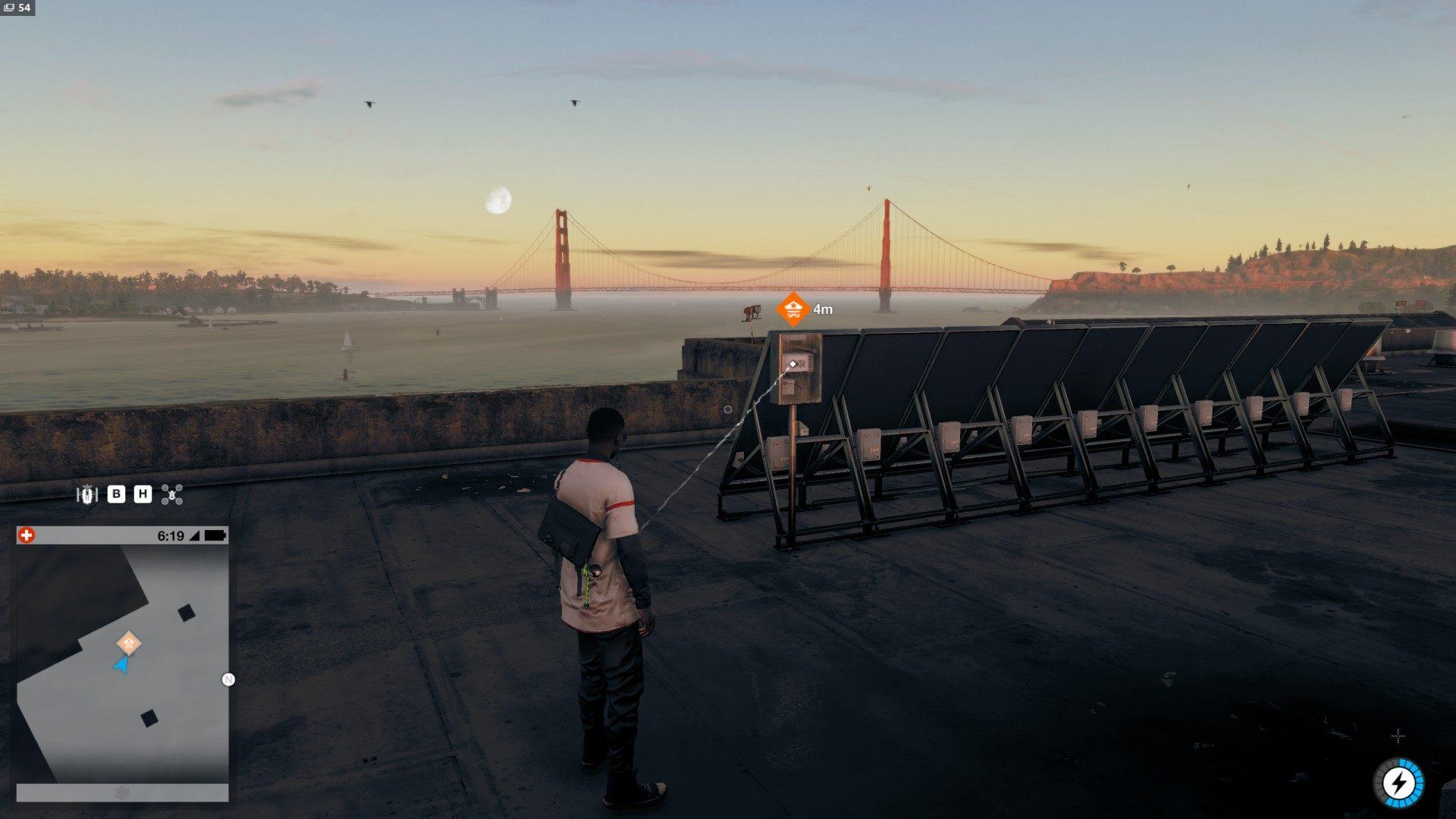 Watch Dogs  How To Escape Alcatraz
