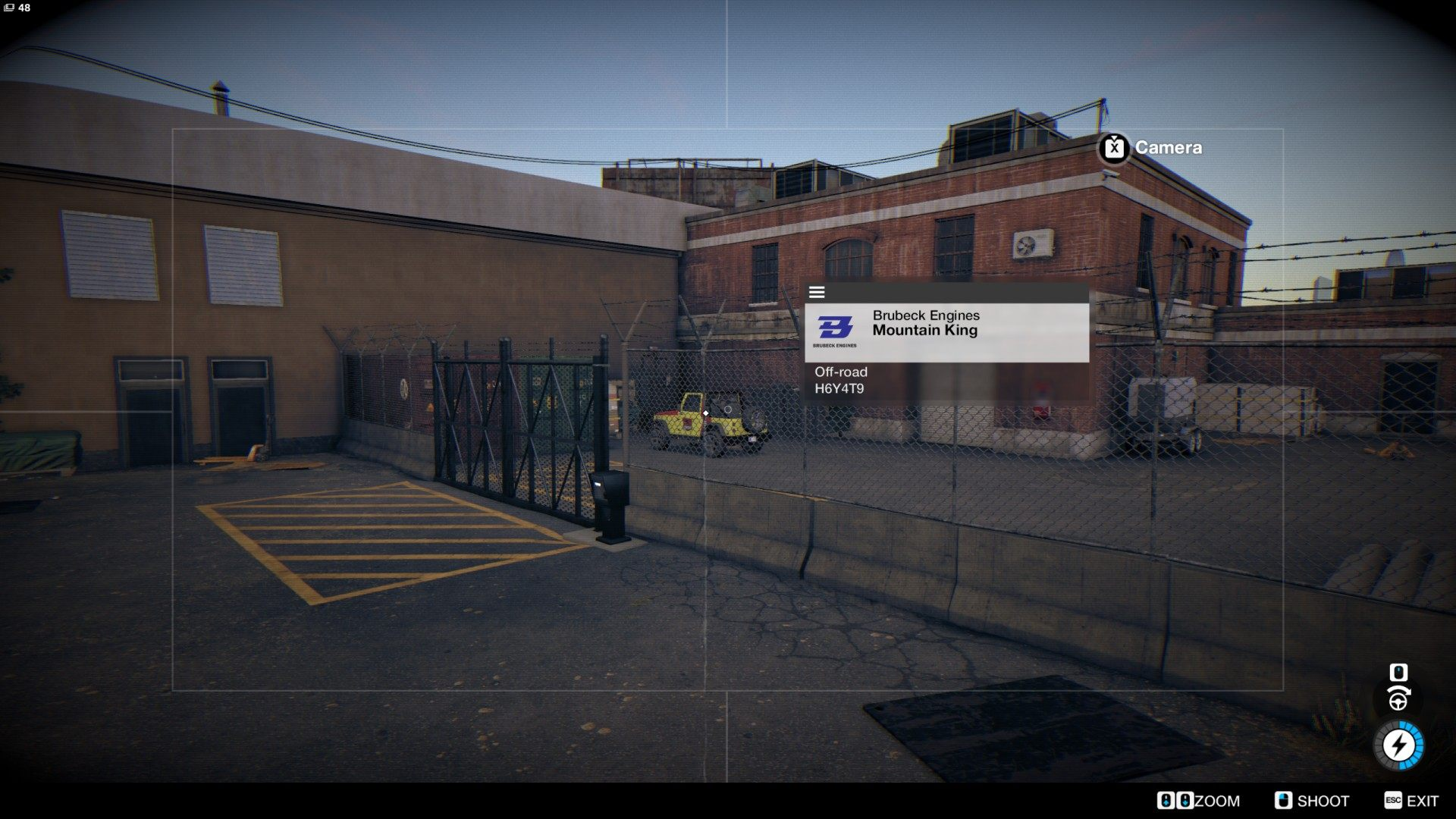 Watch Dogs  Closed Hack Terminal