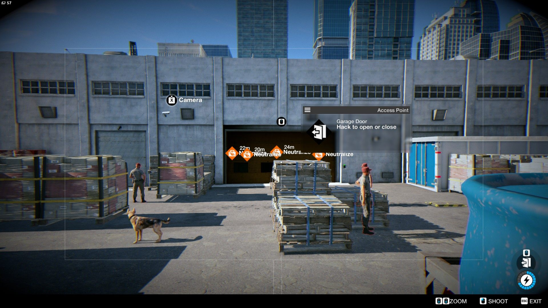 academy garage doorRodentia Academy Watch Dogs 2 Operation  Watch Dogs 2 Game Guide