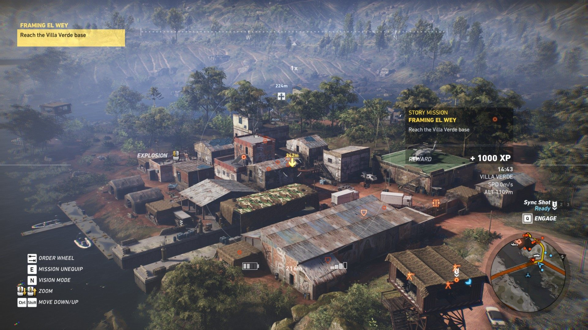 ghost recon wildlands how to keep pickup weapons