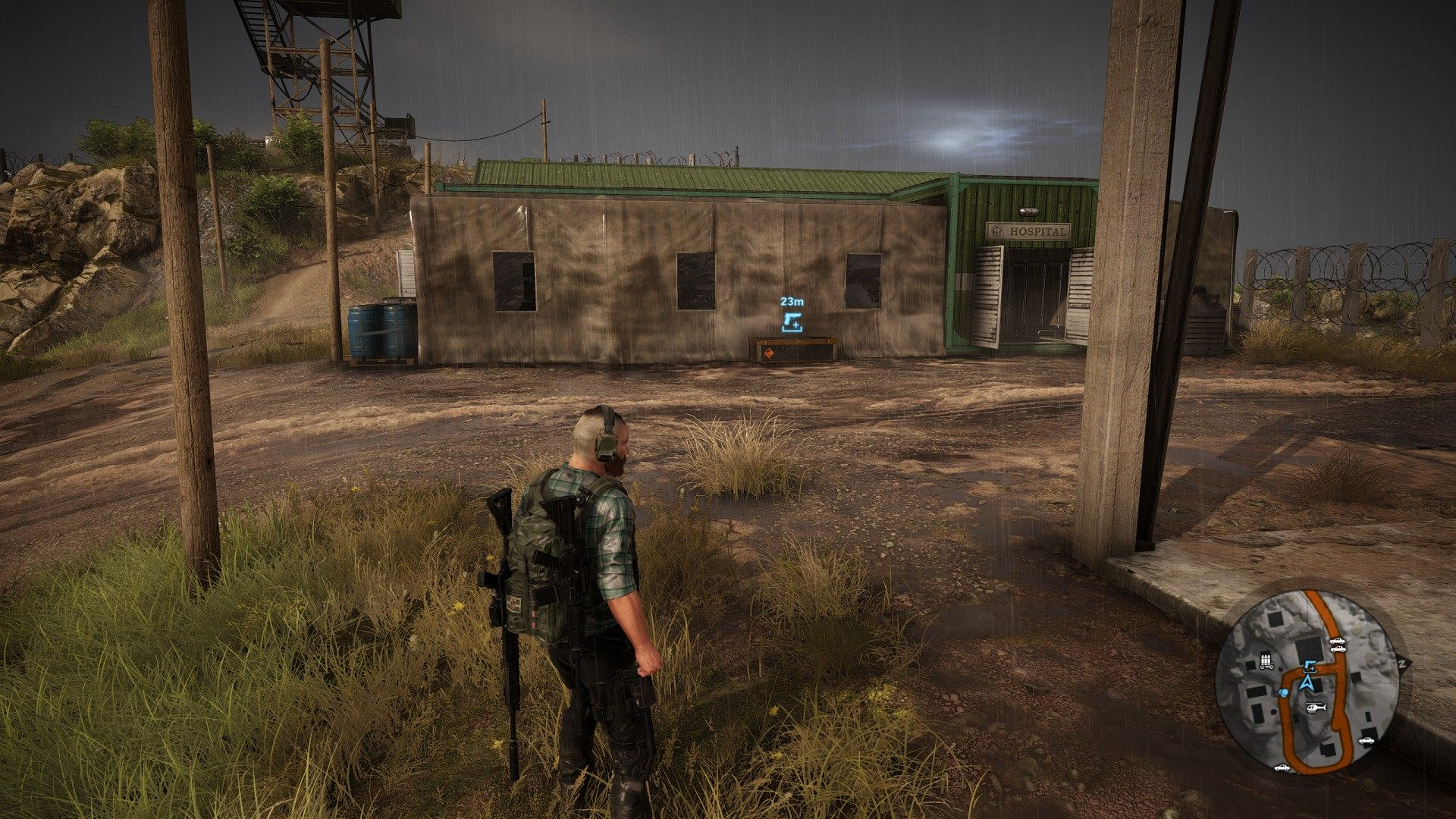 Weapon Cases, Fallen Ghosts, Ghost Recon: Wildlands Points of interest