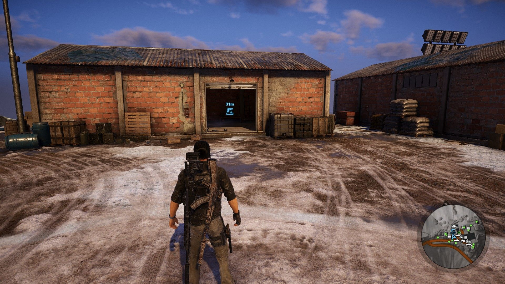Weapon Cases, Narco Road, Ghost Recon: Wildlands Points of
