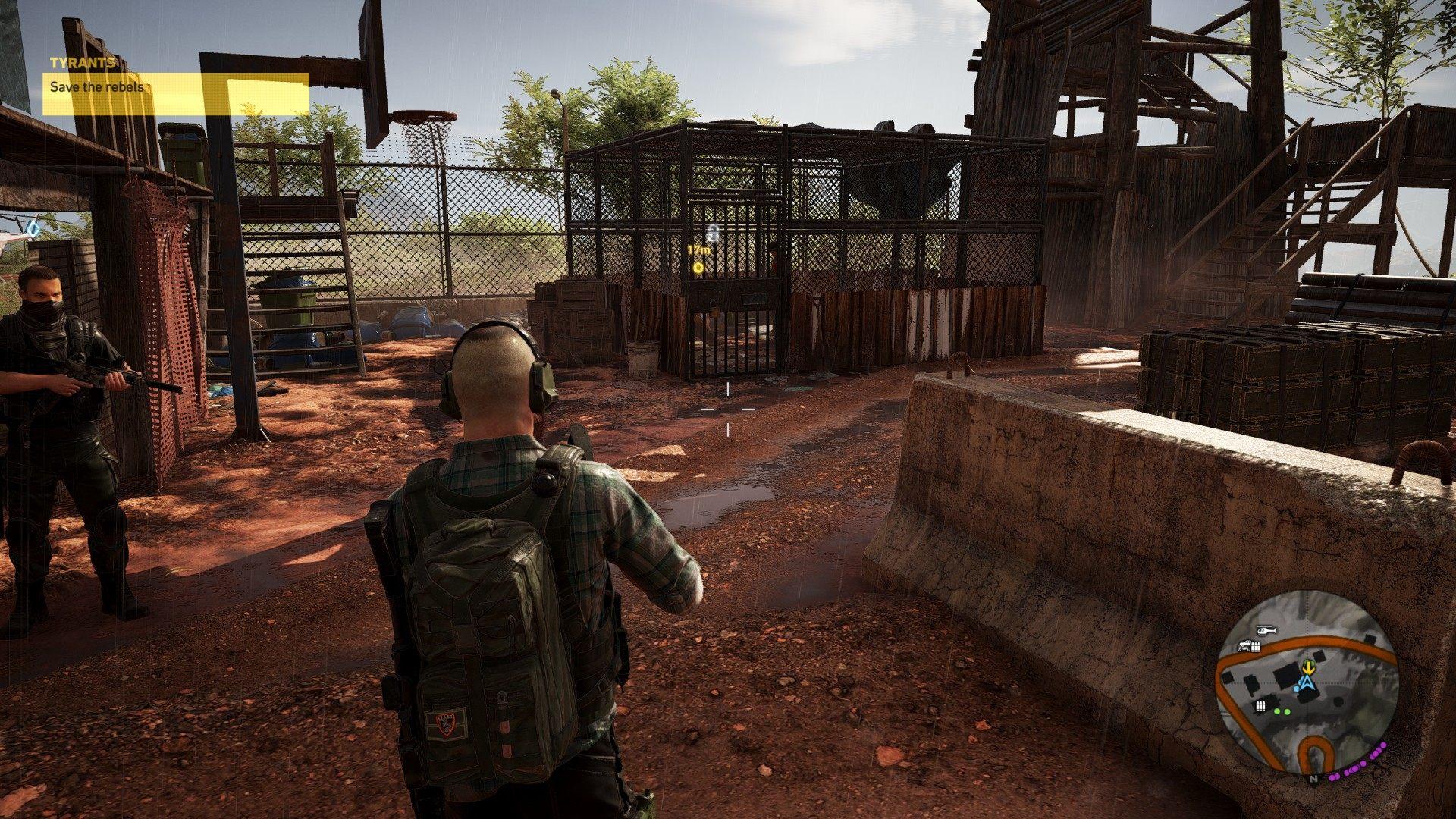 Tyrants, Ghost Recon: Wildlands Mission