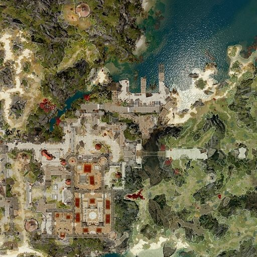 Fort Joy, Divinity: Original Sin 2 Map Dead Island Maps on dayz map, until dawn map, the crew map, dead rising 2 secret locations, the evil within map, left 4 dead map, dead city map, arkham city map, dying light map, dead island2, skyrim map, dead space map, dead water, gta 4 map, minecraft map, dead rising map, red dead redemption map, gta 5 map, endwar map,