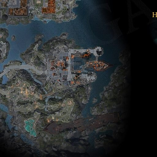 Arx, Divinity: Original Sin 2 Map