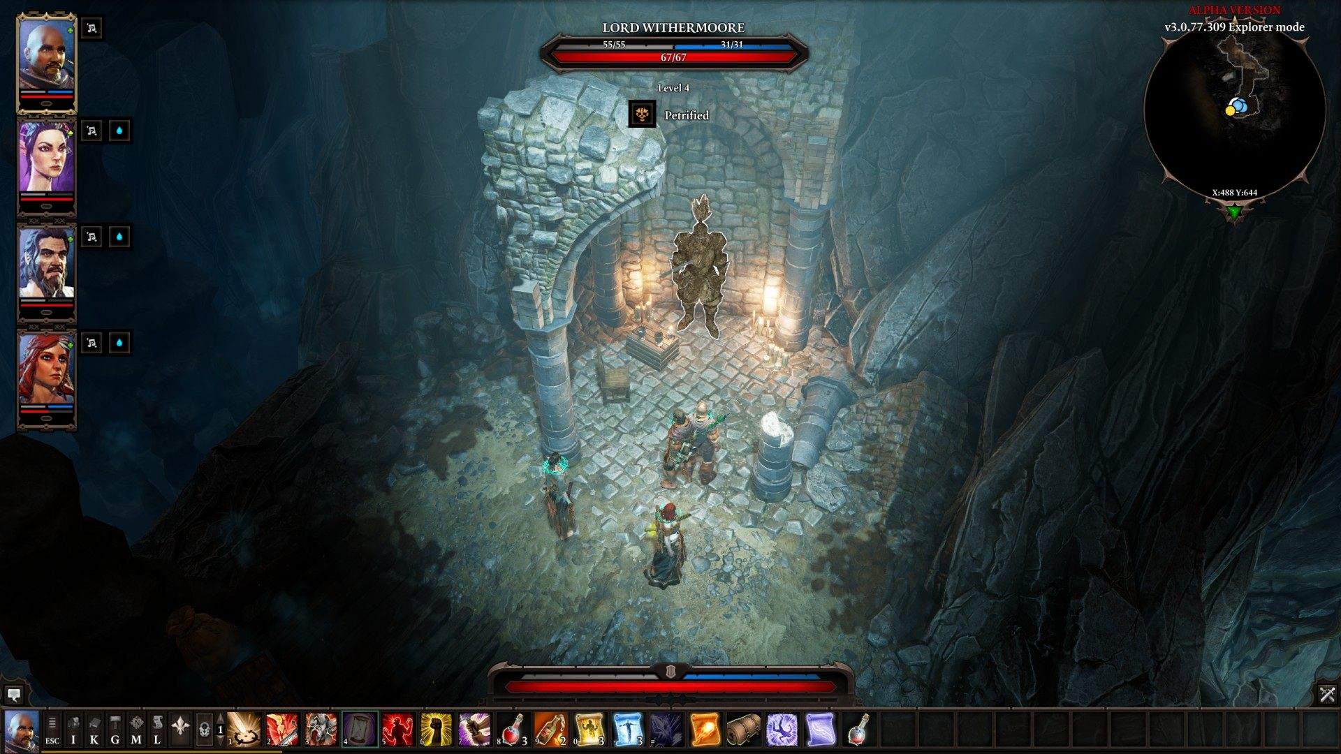 Withermoore's Soul Jar, Divinity: Original Sin 2 Quest