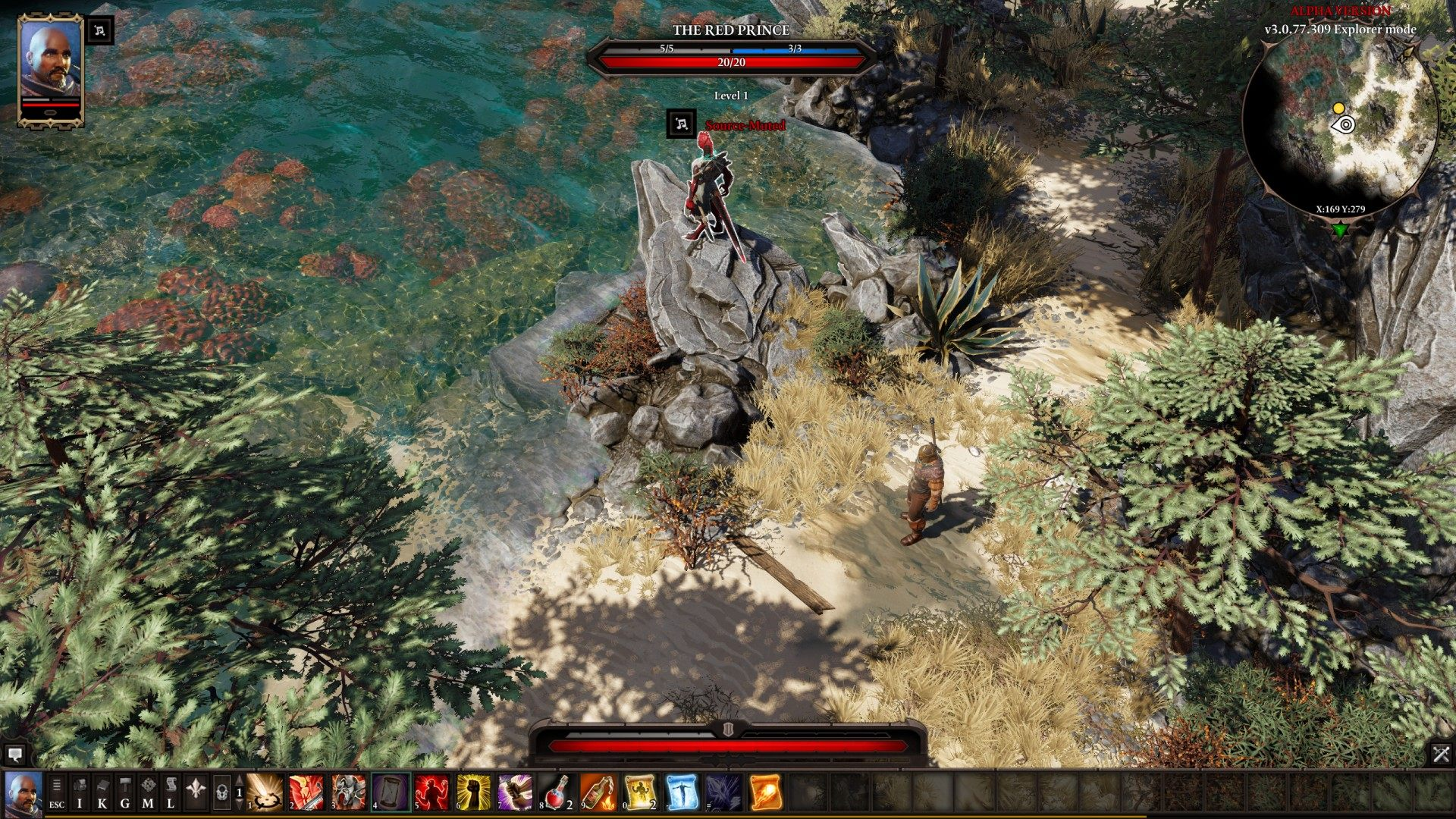 Party Members / Companions, Divinity: Original Sin 2 Points of interest
