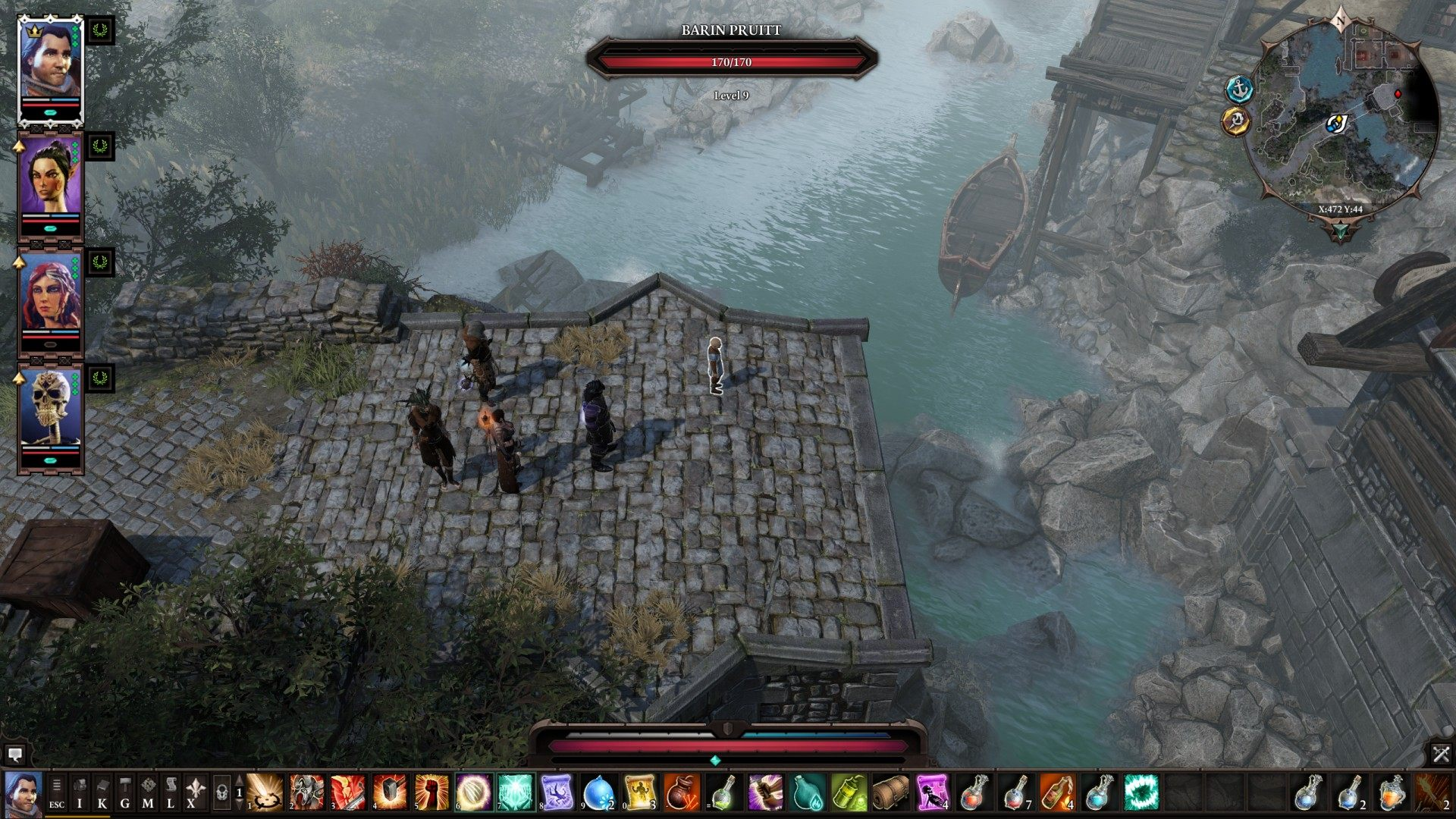 They Shall Not Pass, Divinity: Original Sin 2 Quest