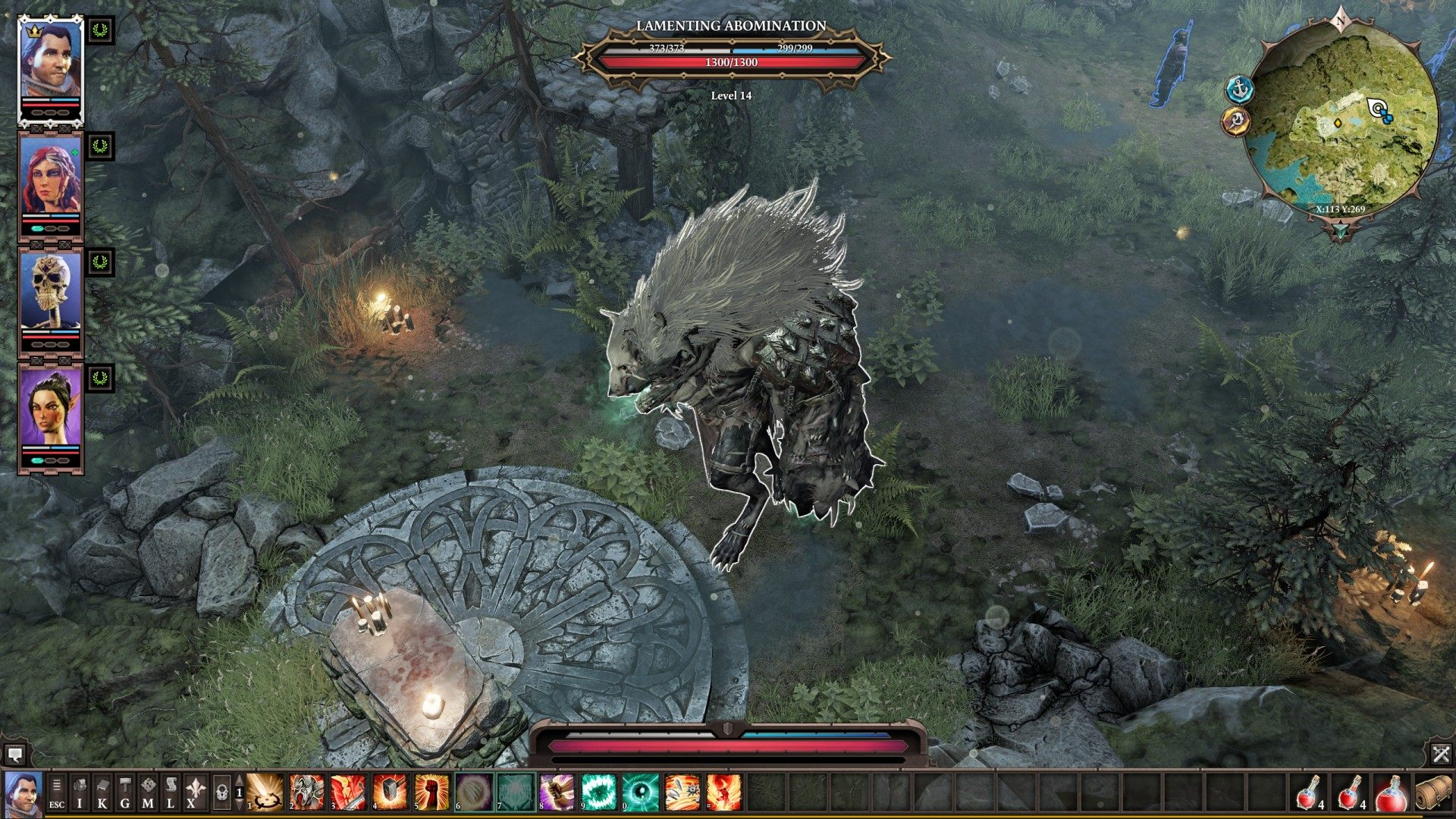 Is Divinity: Original Sin 2 good at anything other than combat