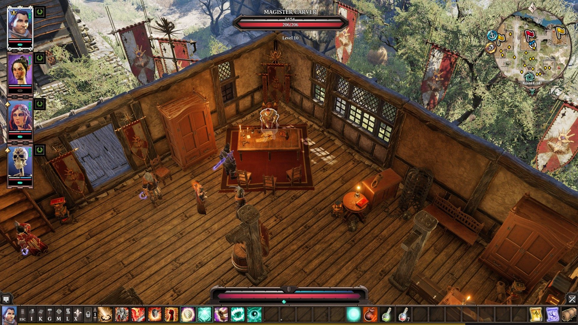The missing magisters divinity original sin 2 quest start 1 magister investigating officer forumfinder Choice Image