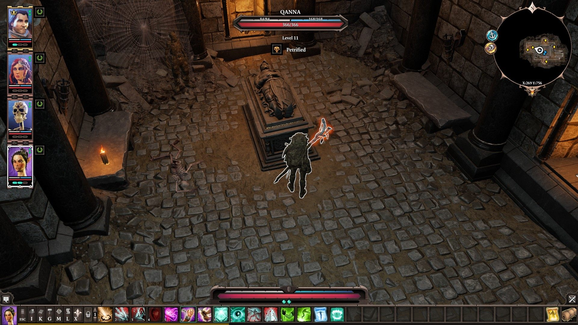 Divinity Original Sin  State Room Door