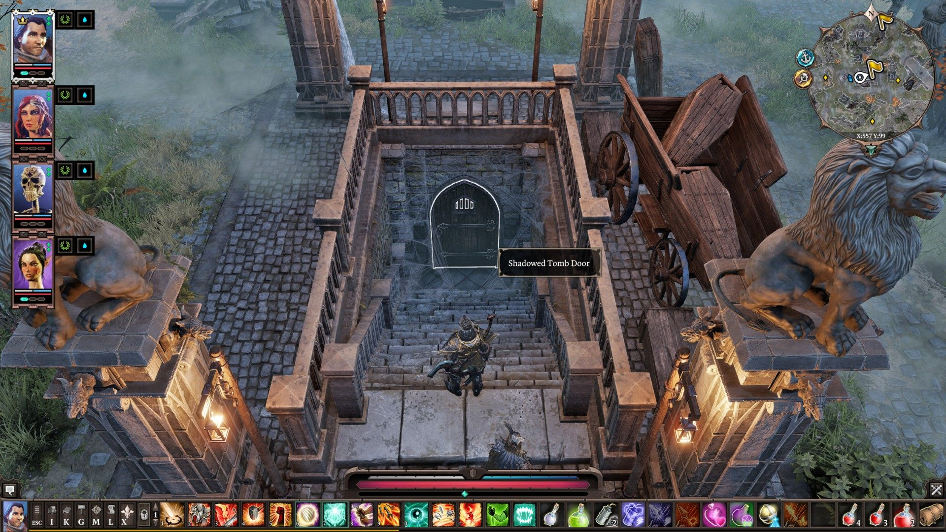 Found Tomb & All in the Family Divinity: Original Sin 2 Quest | Divinity ...
