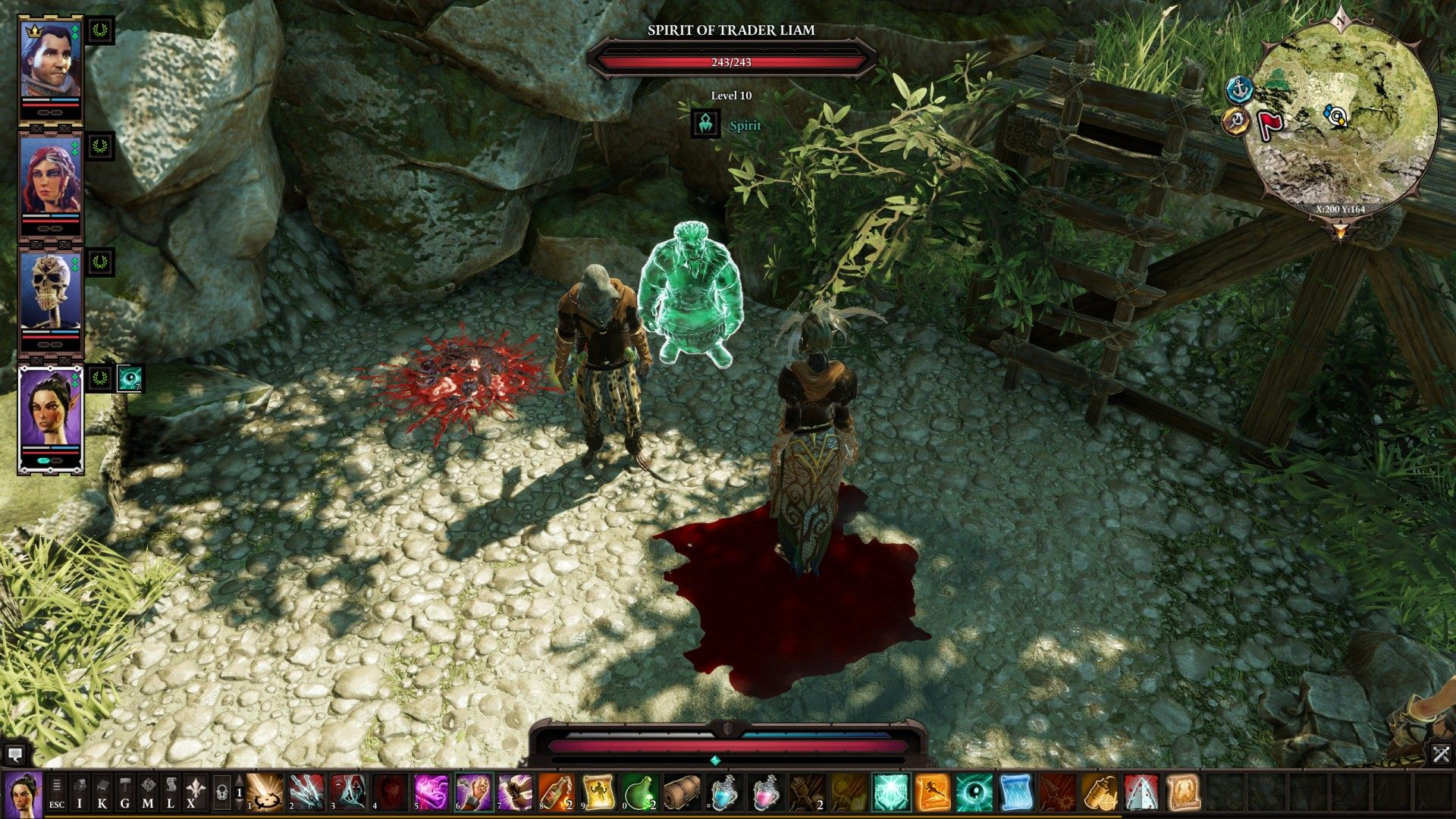 Premise Indicator Words: Aggressive Takeover, Divinity: Original Sin 2 Quest