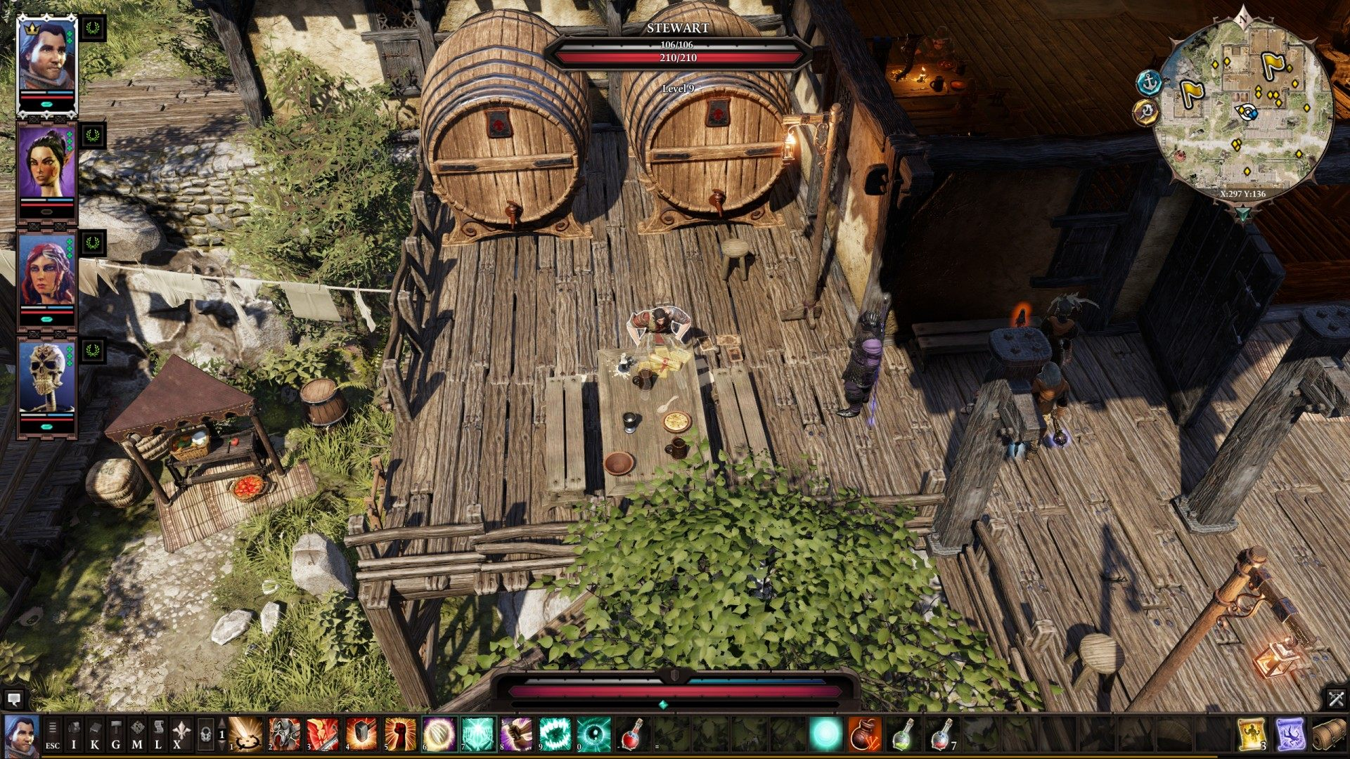 The Missing Magisters, Divinity: Original Sin 2 Quest