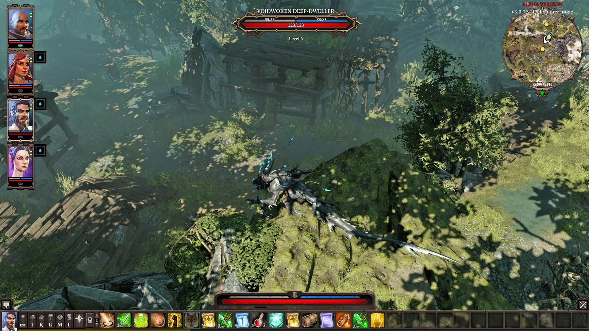 Champion of the Gods, Divinity: Original Sin 2 Quest