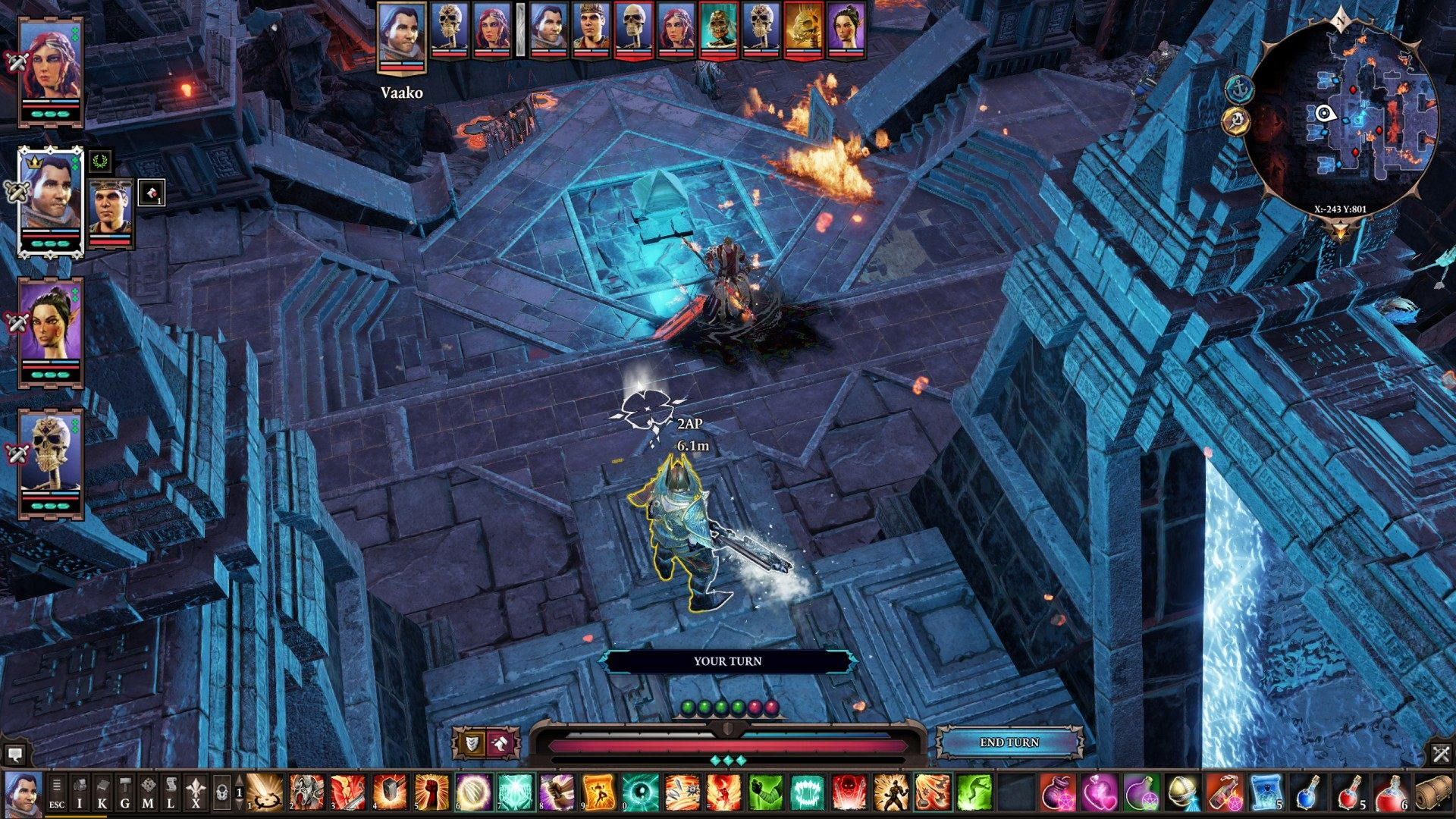 The Arena of the One, Divinity: Original Sin 2 Quest