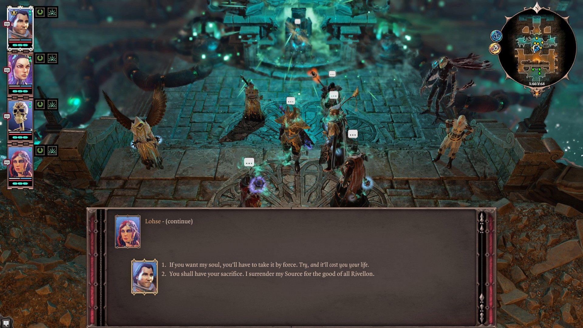 End Times, Divinity: Original Sin 2 Quest