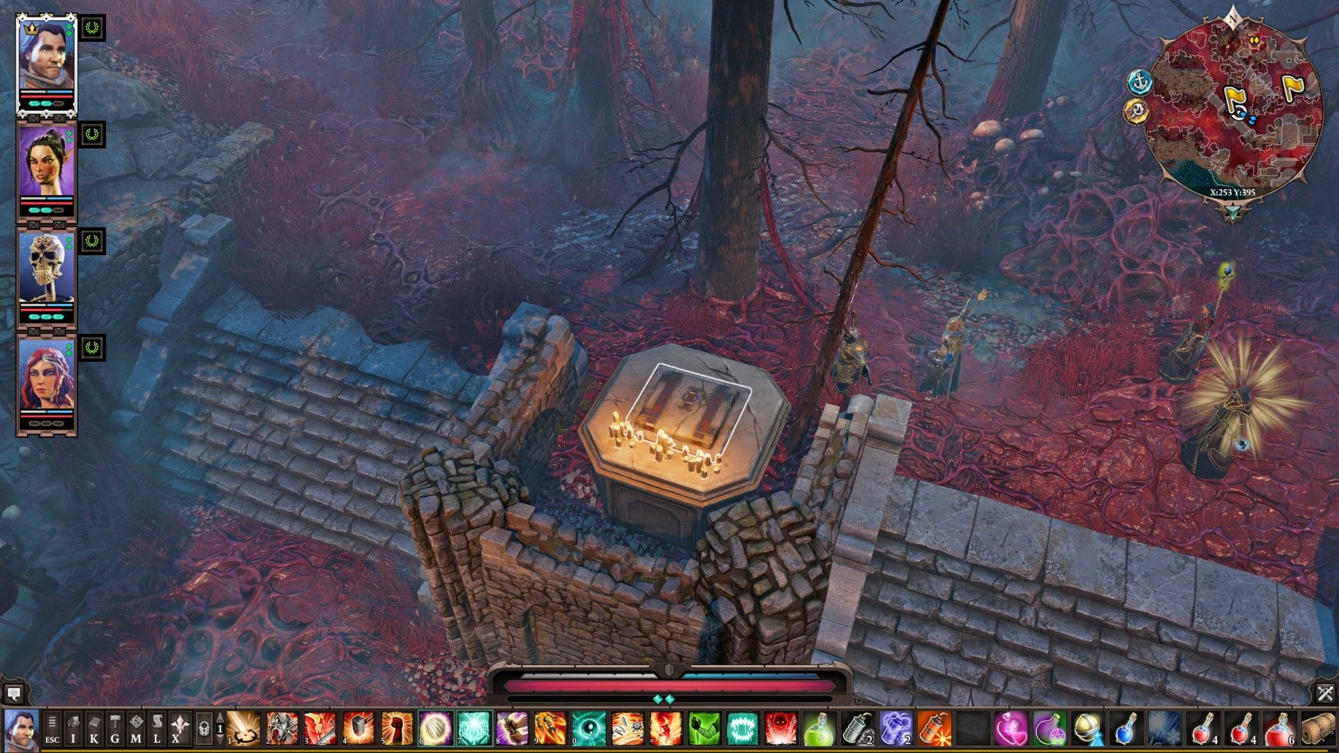 The Silent One, Divinity: Original Sin 2 Quest
