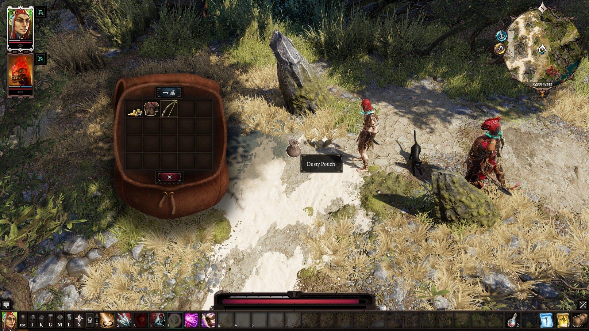 Unique Items, Fort Joy, Divinity: Original Sin 2 Points of