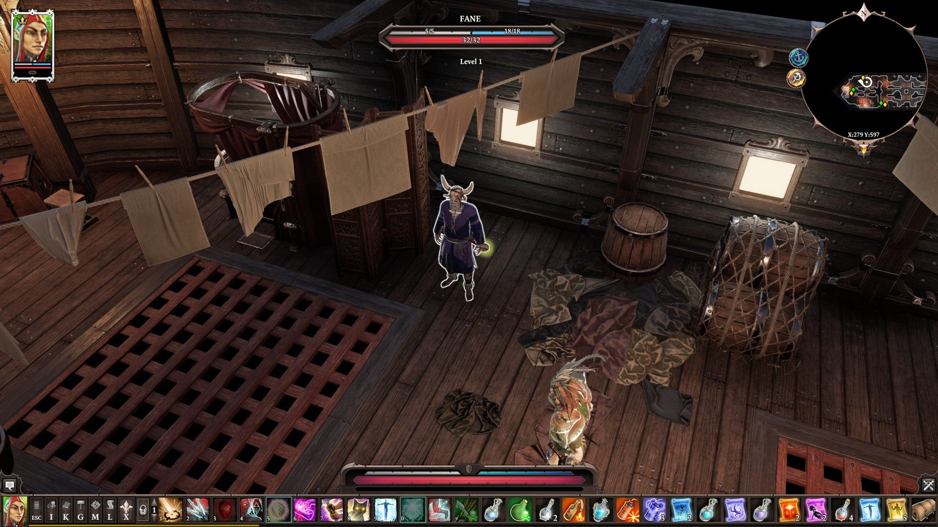 NPCs, Lady Vengeance, Divinity: Original Sin 2 Points of interest