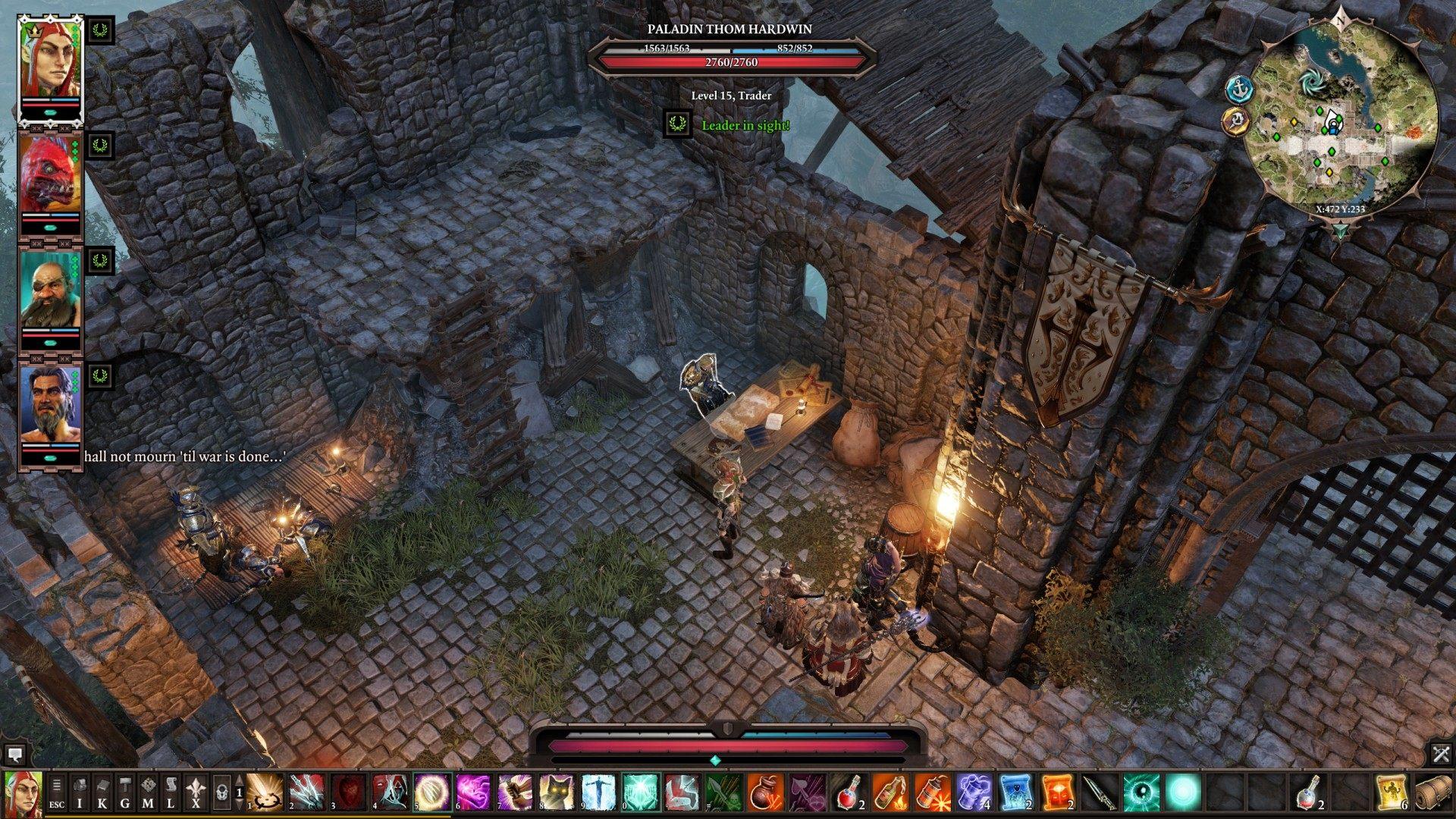 Dark Dealings in the Blackpits, Divinity: Original Sin 2 Quest