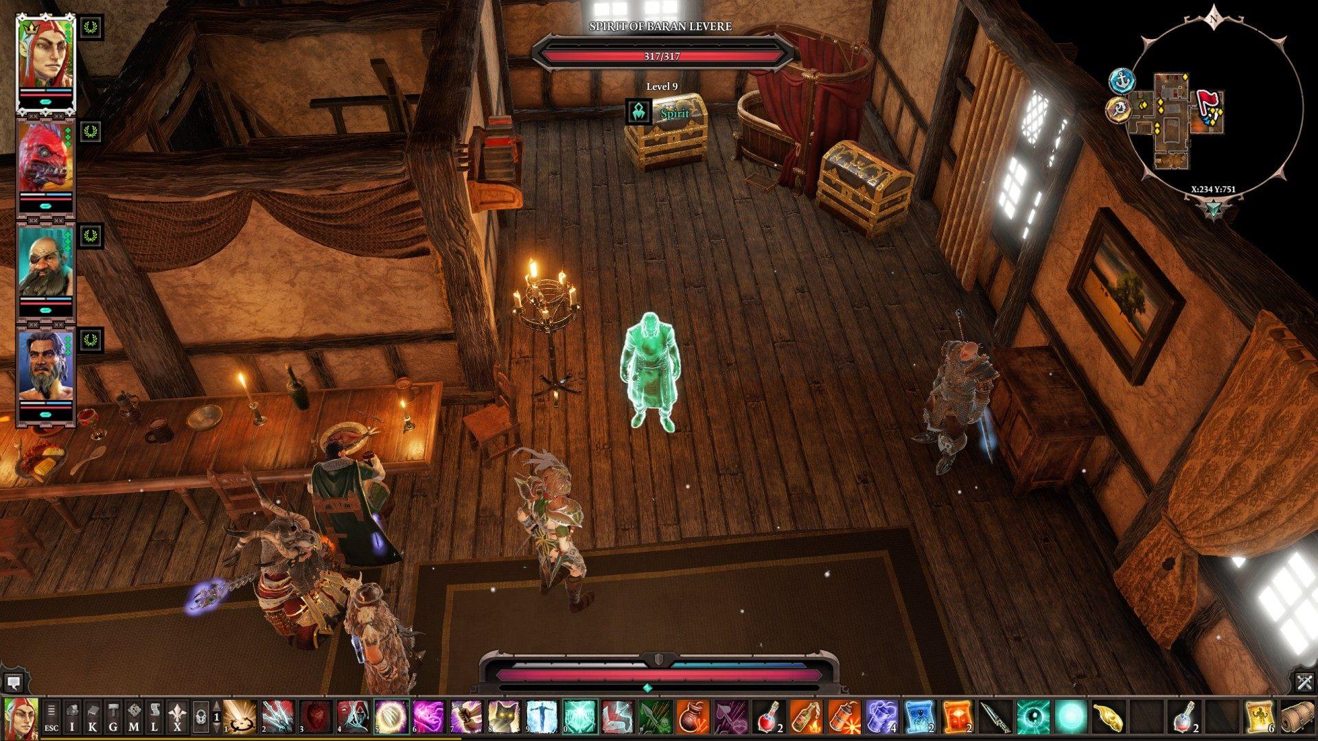 The Merchant, Divinity: Original Sin 2 Quest