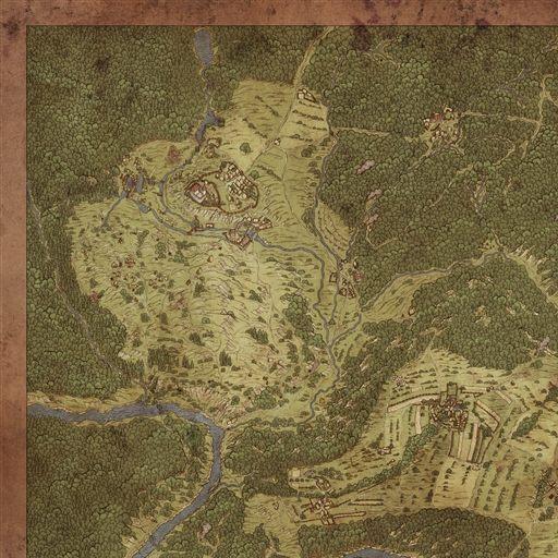 Kingdom Come Deliverance World Map World Map / Bohemia, Kingdom Come: Deliverance Map