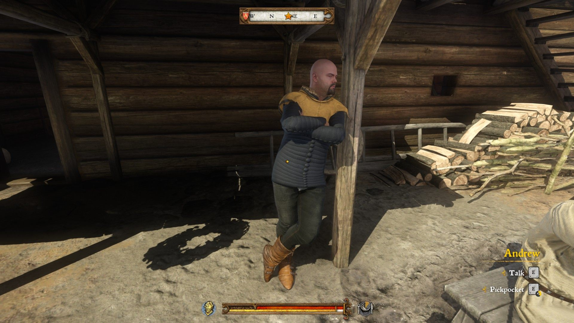 kingdom come deliverance how to give meat