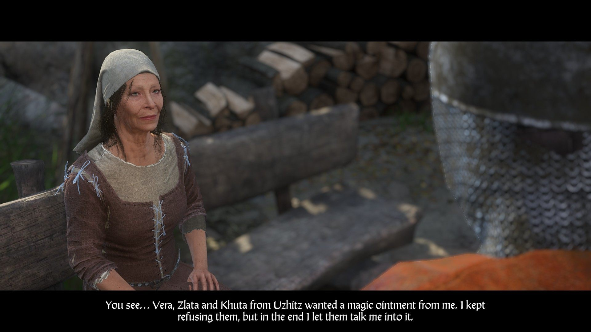 Kingdom Come Deliverance Playing with the Devil Quest Bad ...