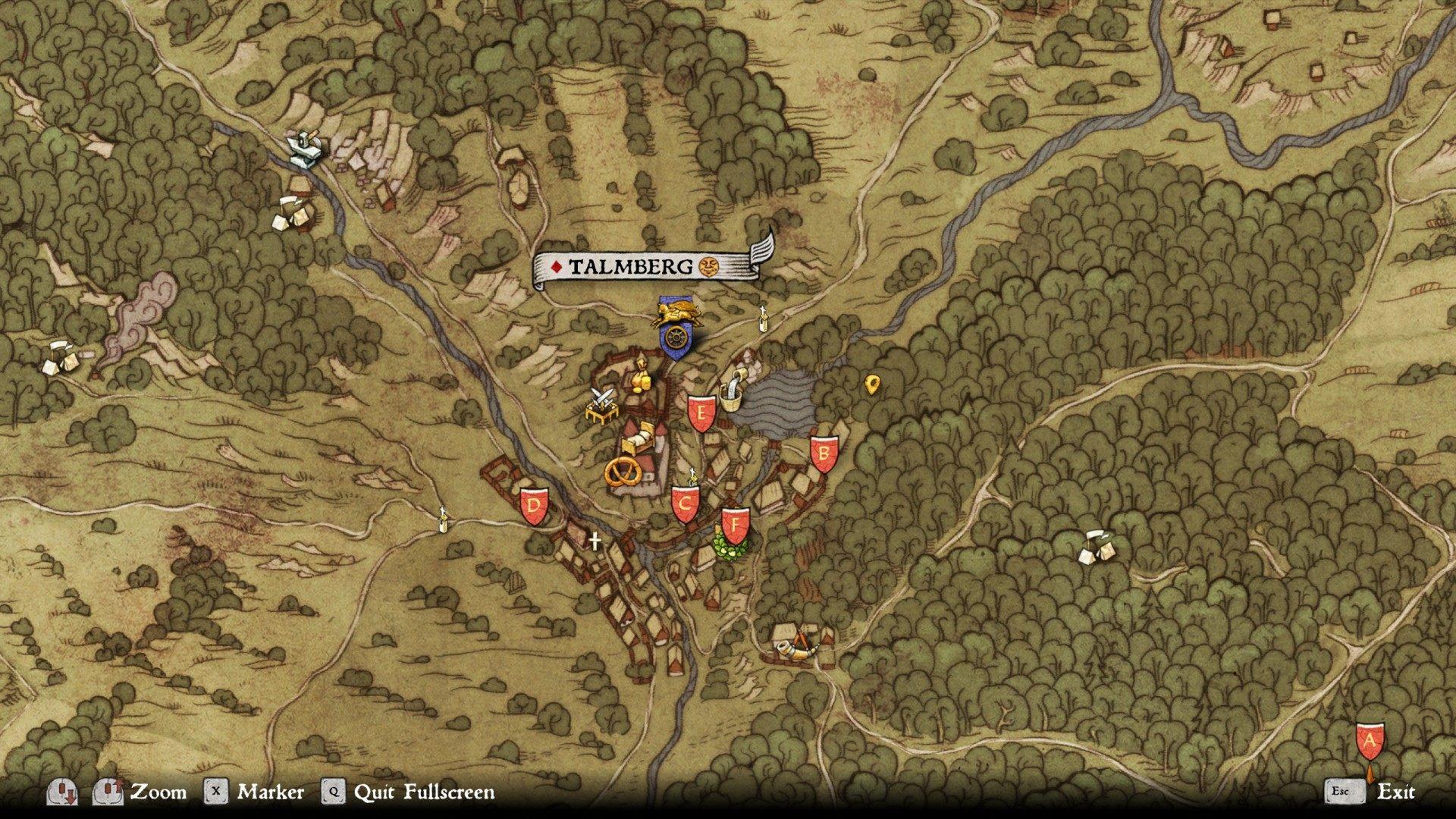 Hare Hunt, Kingdom Come: Deliverance Quest