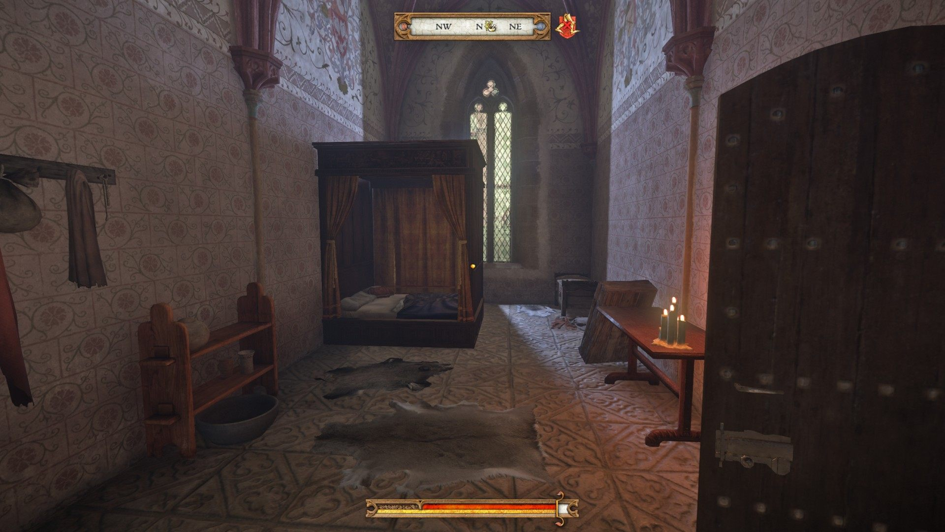 Scattered Pages, Kingdom Come: Deliverance Quest